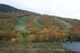 Cannon Mountain in the Fall