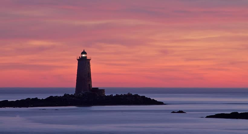 Whaleback Light Portsmouth Nh Things To Do