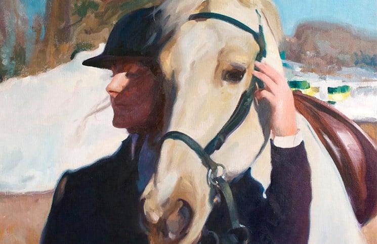 """""""Vernal Inklings"""" by Alastair Dacey, 2015"""