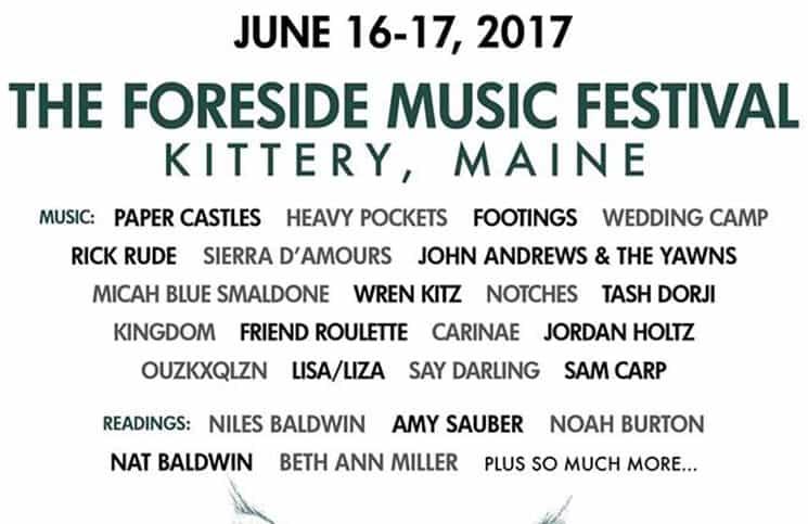 Foreside Music Festival