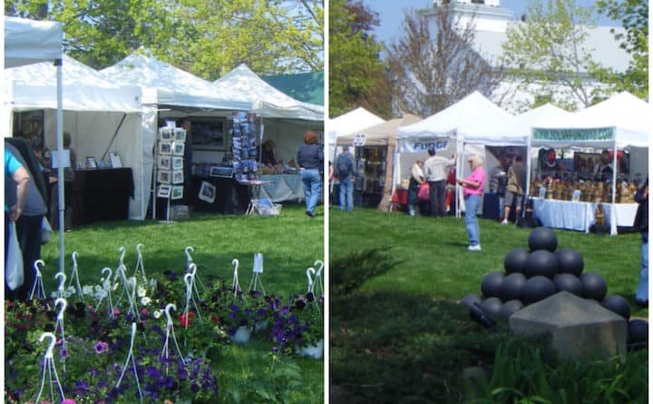 Hampton Falls Mother's Day Weekend Craft Festival