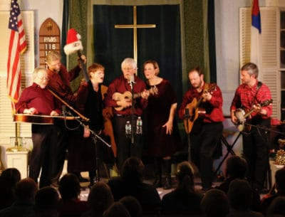 christmas in brentwood concert