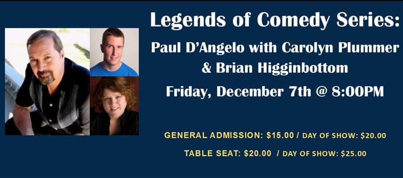 legends of comedy kittery
