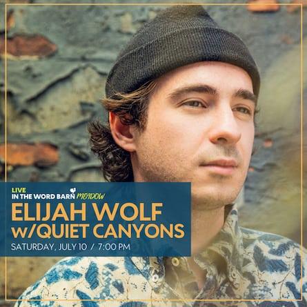elijah wolf word barn