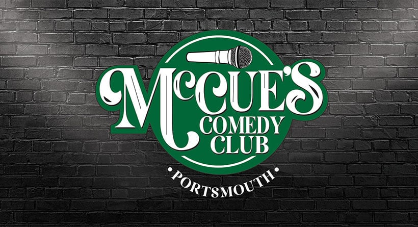 mccues comedy club portsmouth